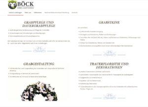 Gärtnerei Böck